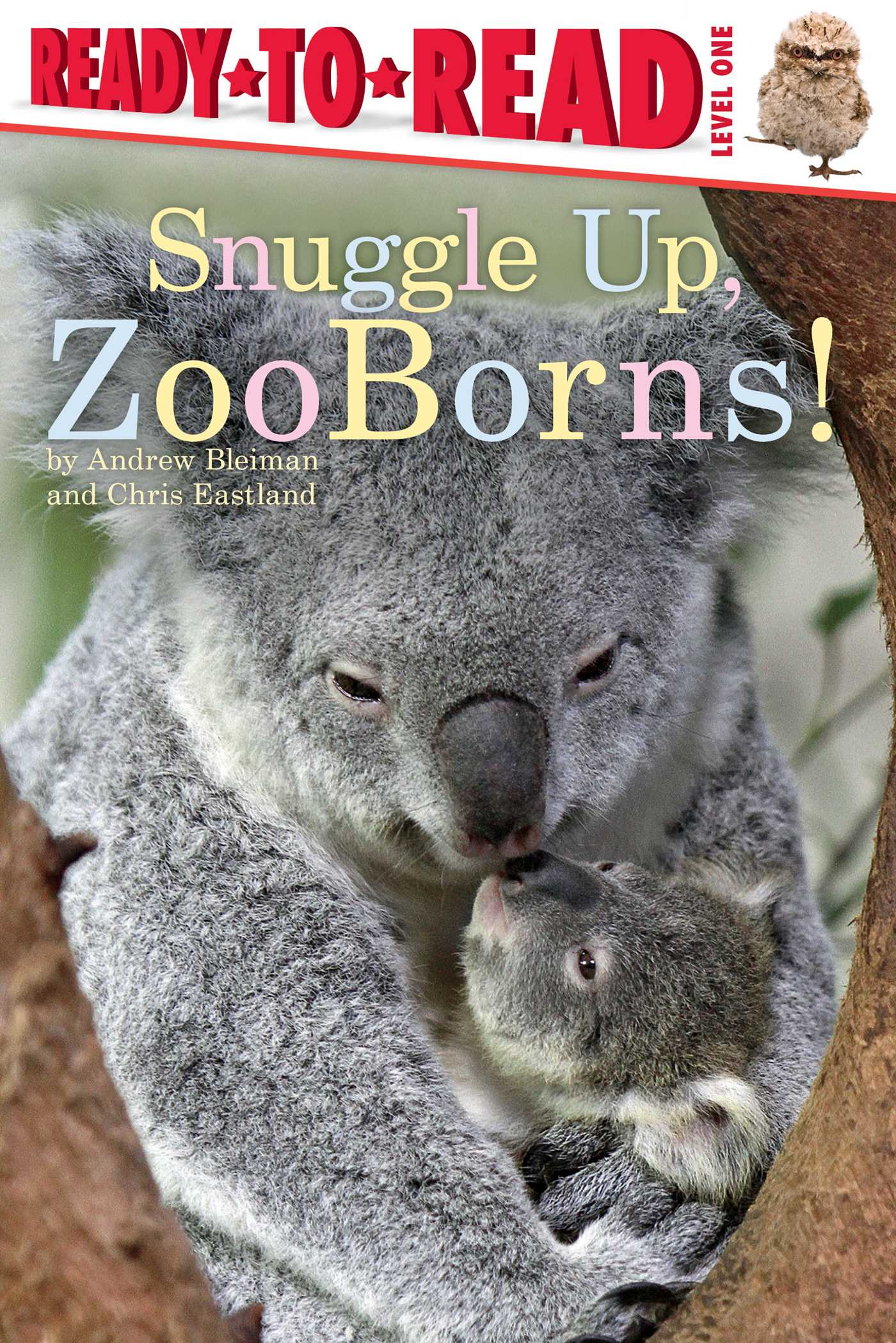 Snuggle up zooborns 9781481431002 hr