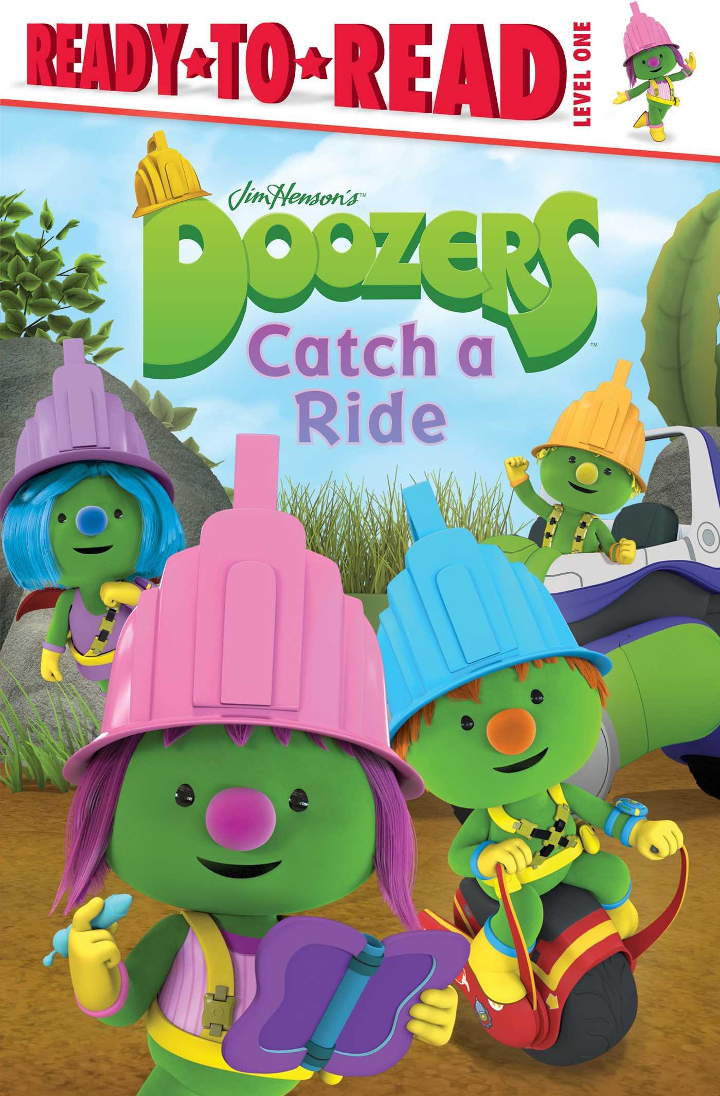 Doozers catch a ride 9781481432146 hr