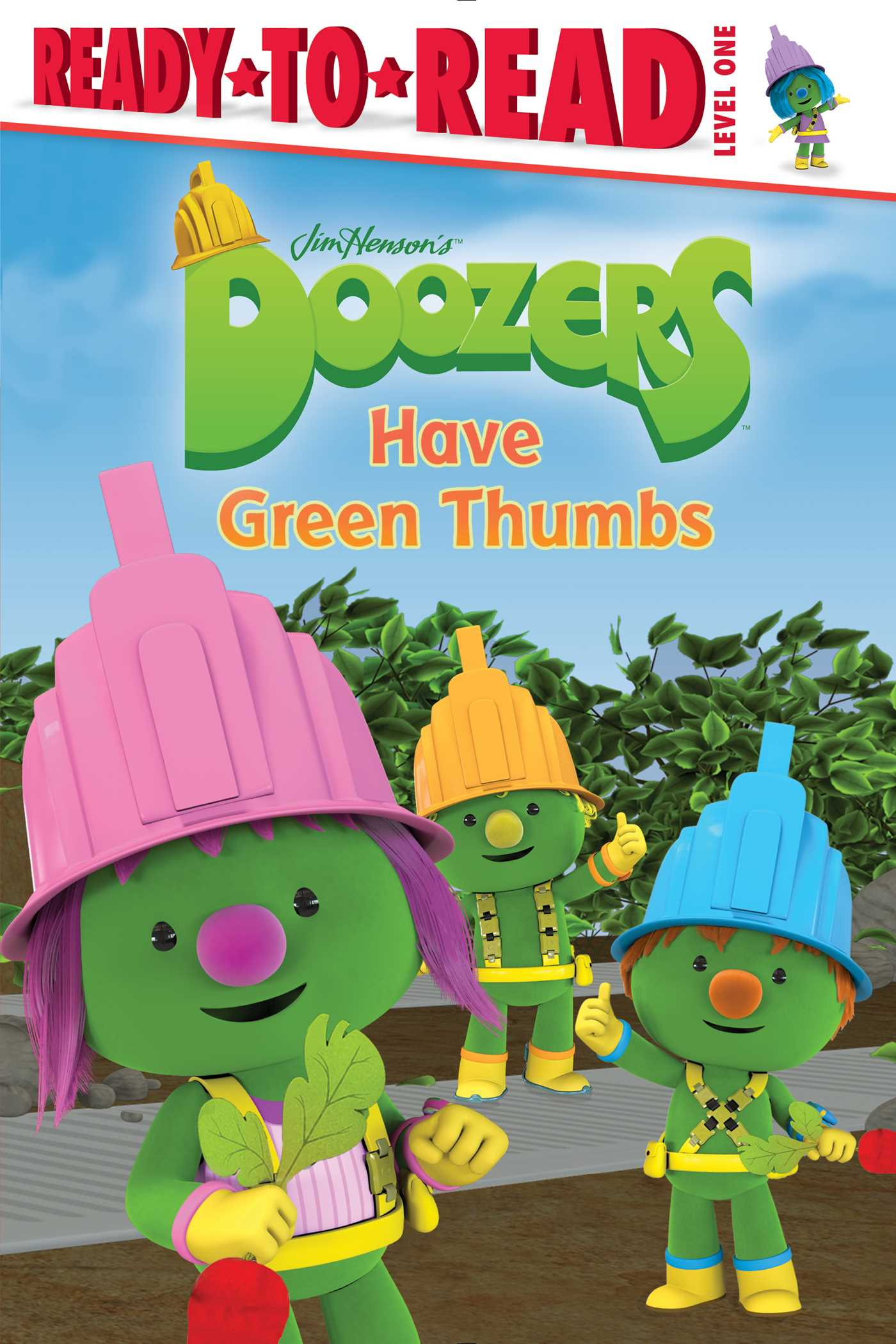 Doozers have green thumbs 9781481432207 hr