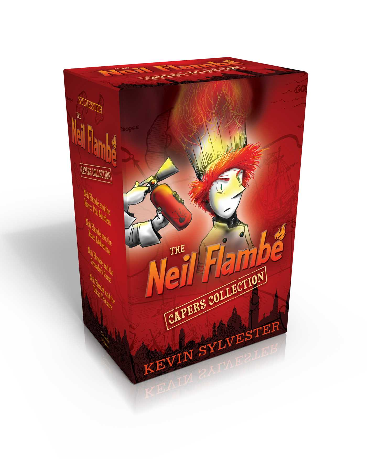 Neil flambe capers collection 9781481432382 hr