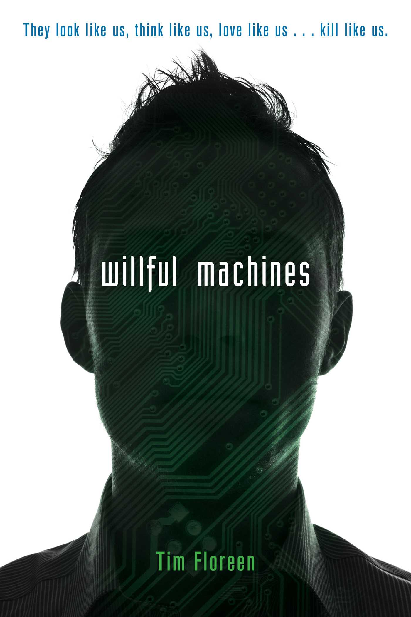 Willful machines 9781481432788 hr