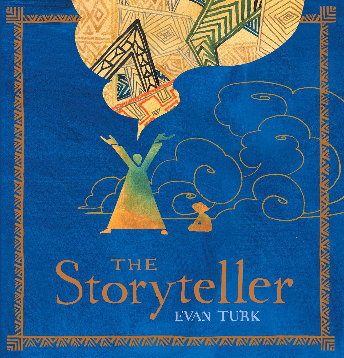 The storyteller 9781481435192 hr