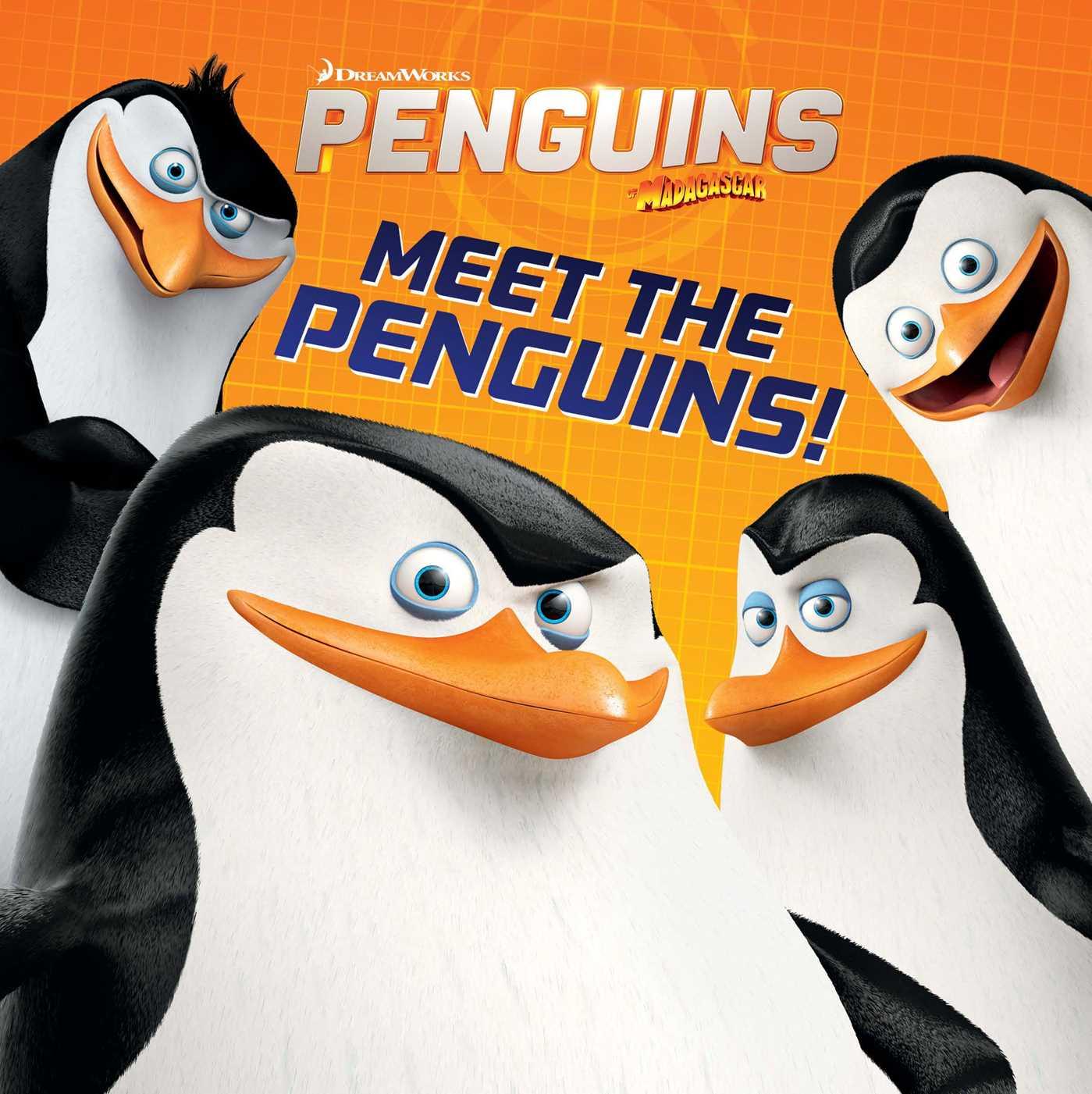 Meet the penguins! 9781481437349 hr