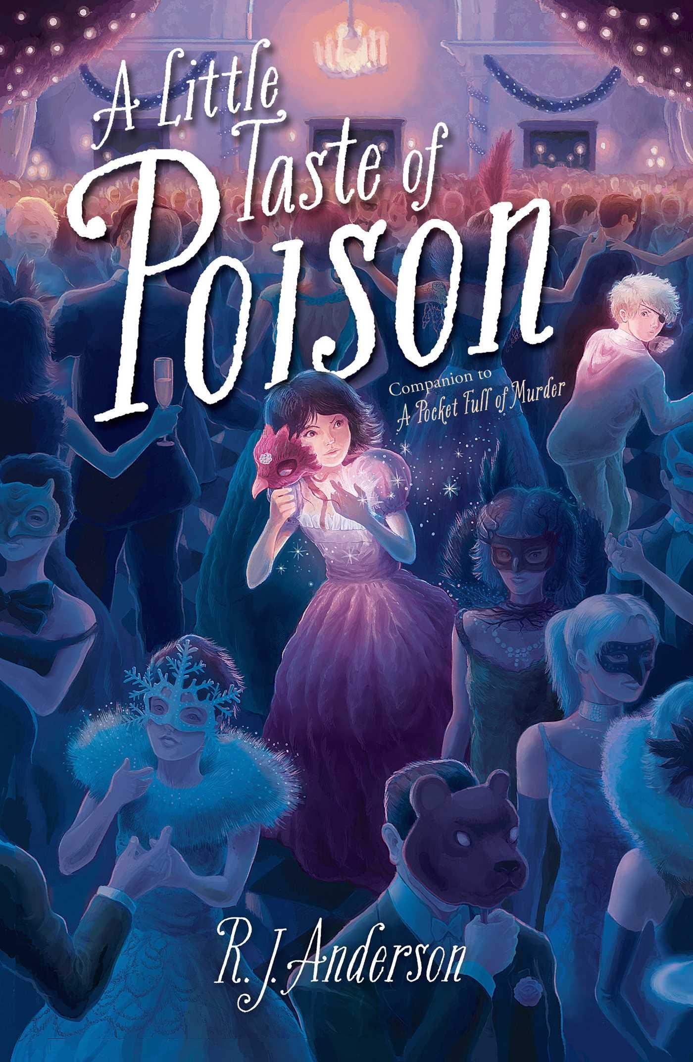 A little taste of poison 9781481437752 hr