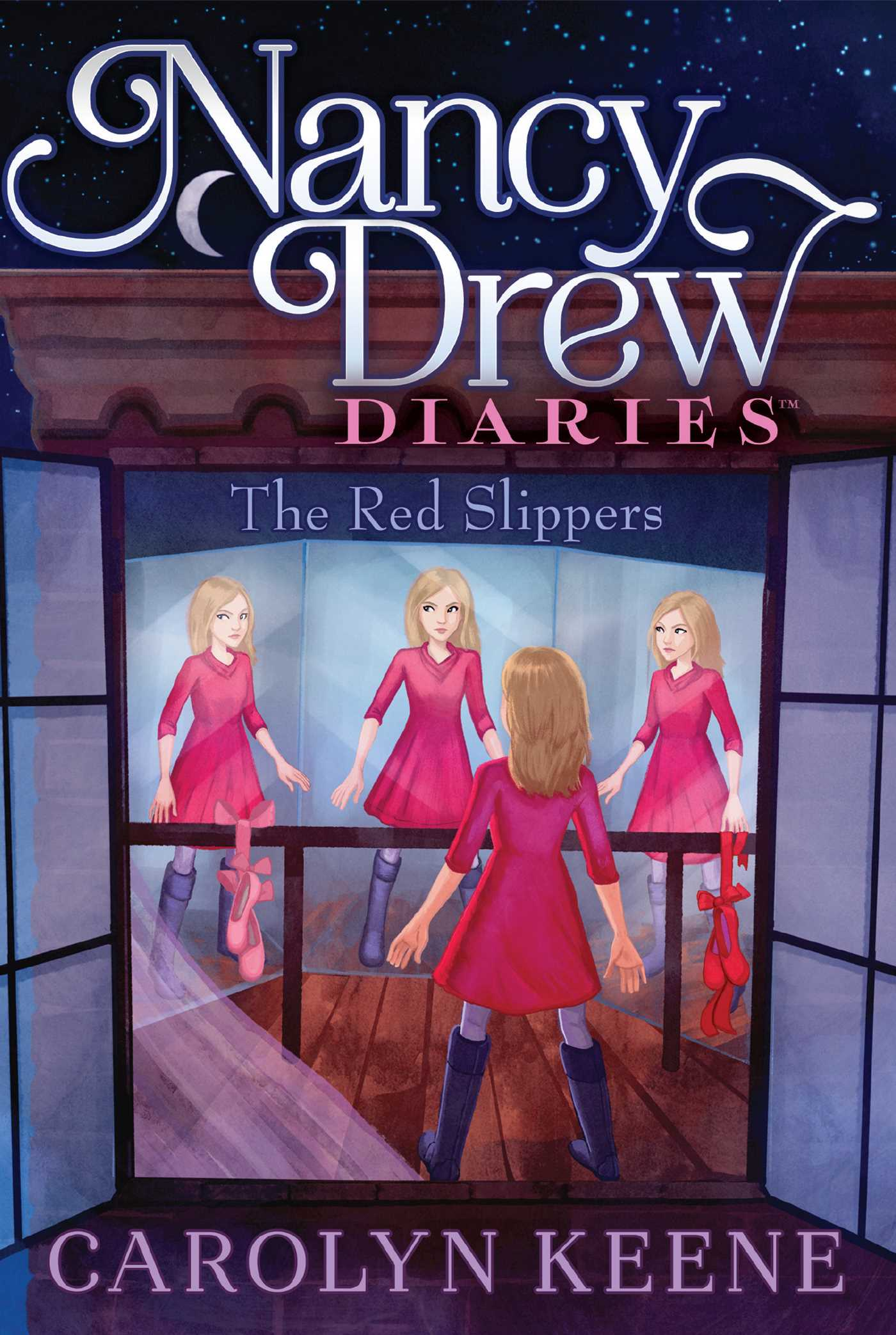The red slippers 9781481438131 hr