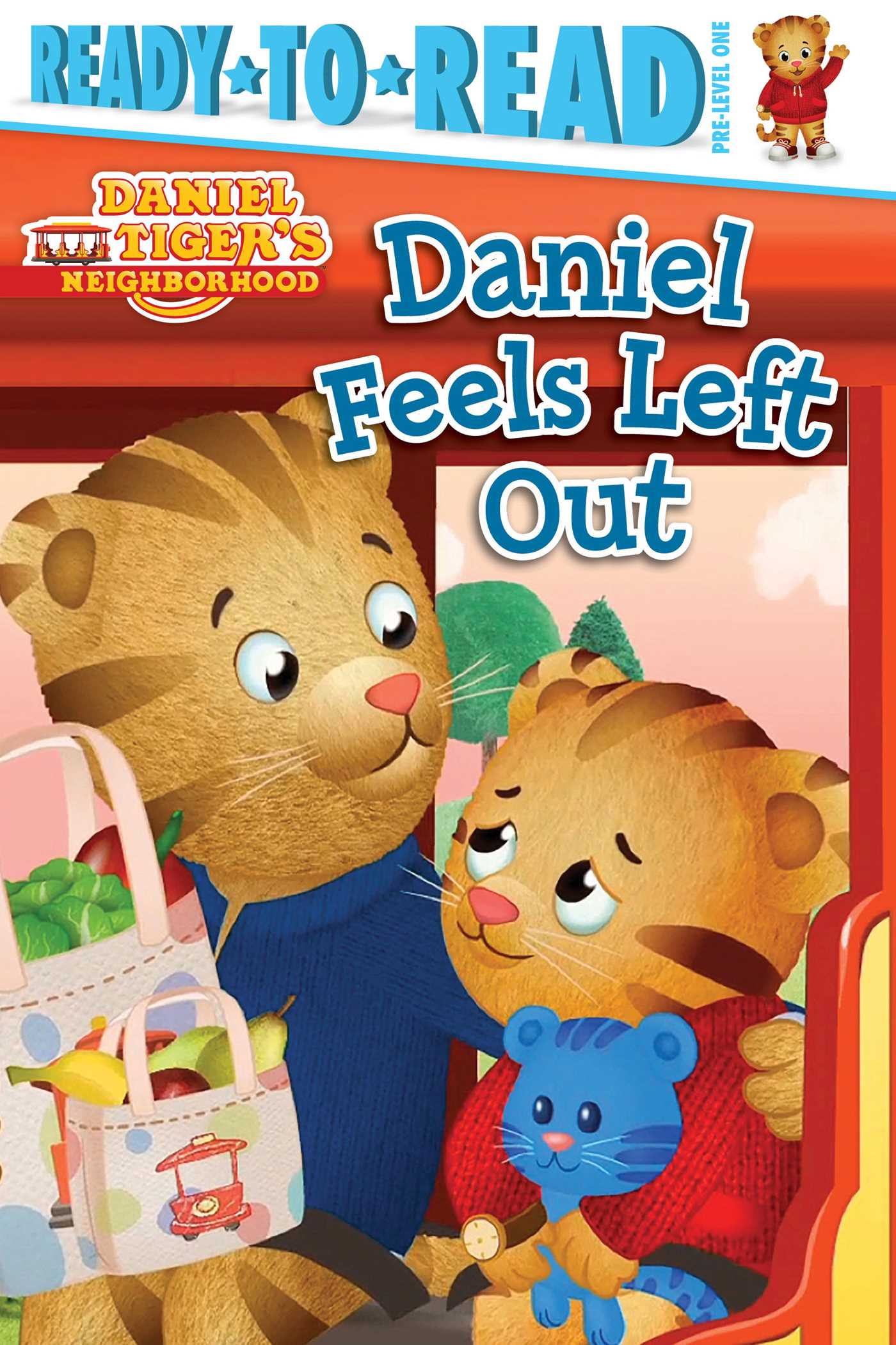 Daniel feels left out 9781481438353 hr