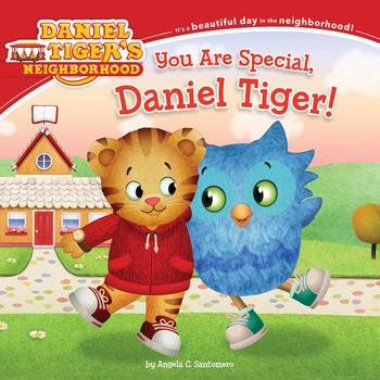 Daniel Tiger Neighborhood Daniel Friends Say
