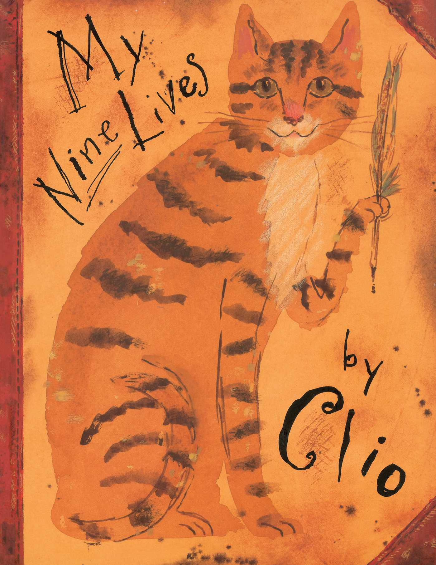 My nine lives by clio 9781481439084 hr