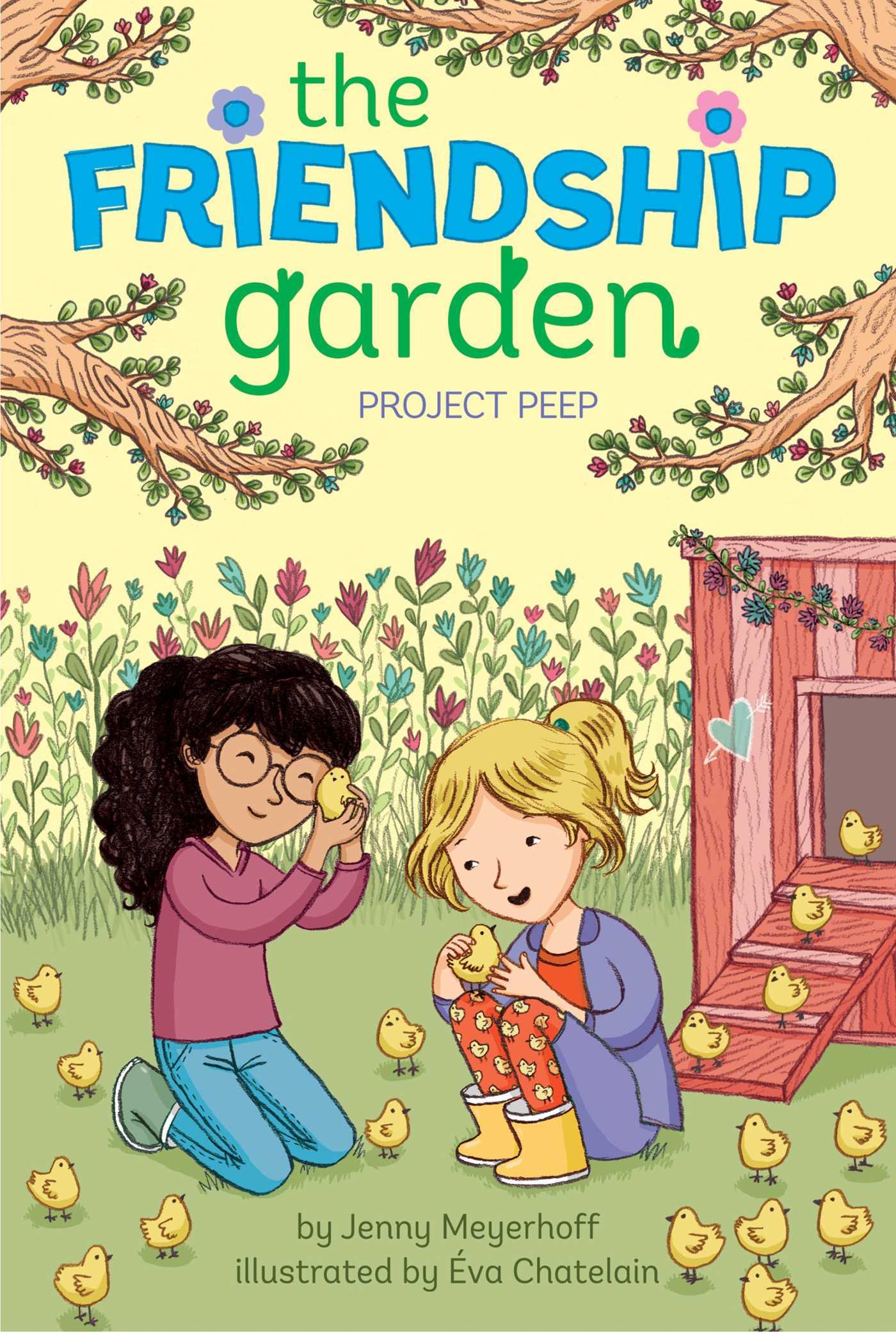 Project Peep Book By Jenny Meyerhoff 201 Va Chatelain