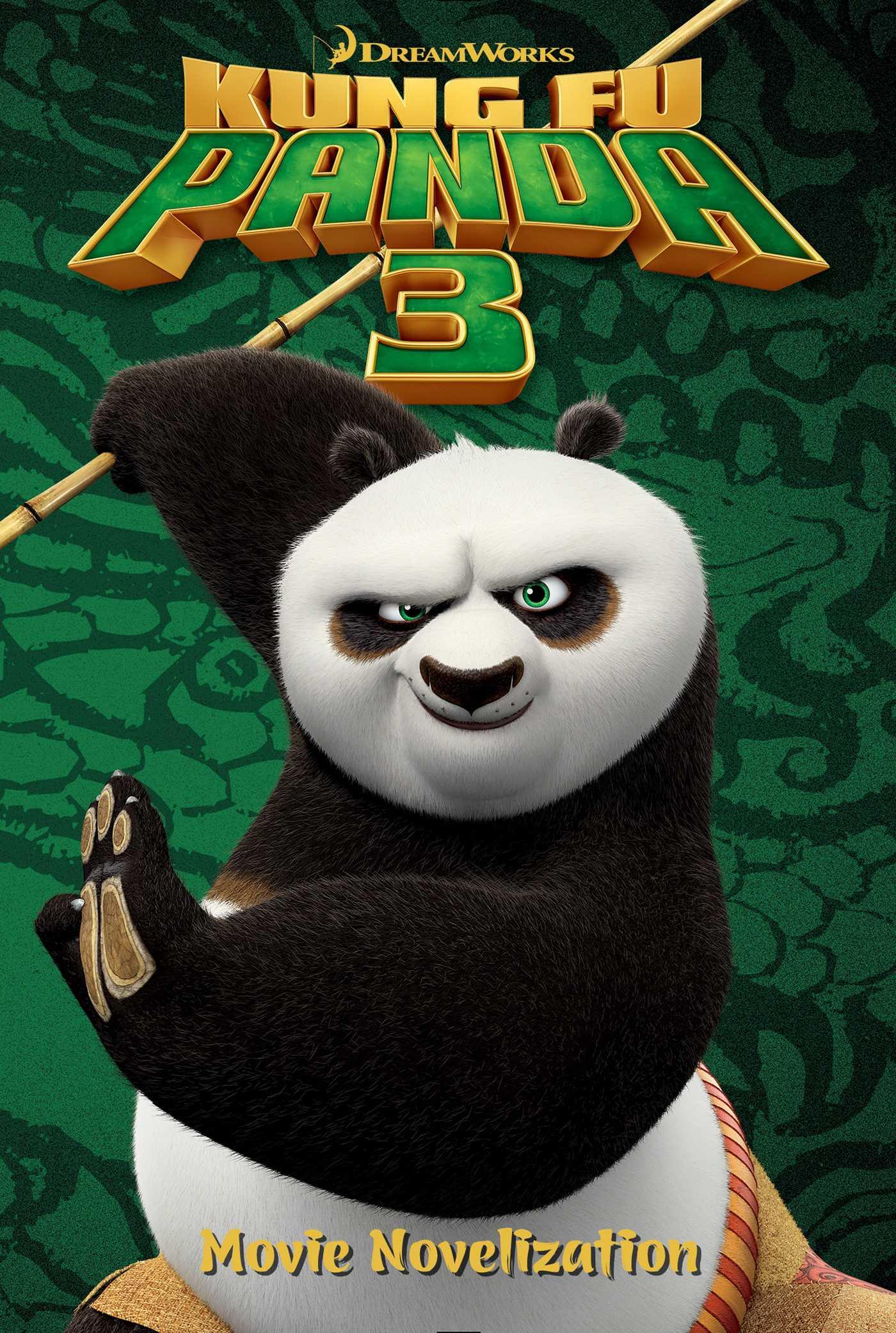 kung fu panda 3 movie novelization ebooktracey west | official