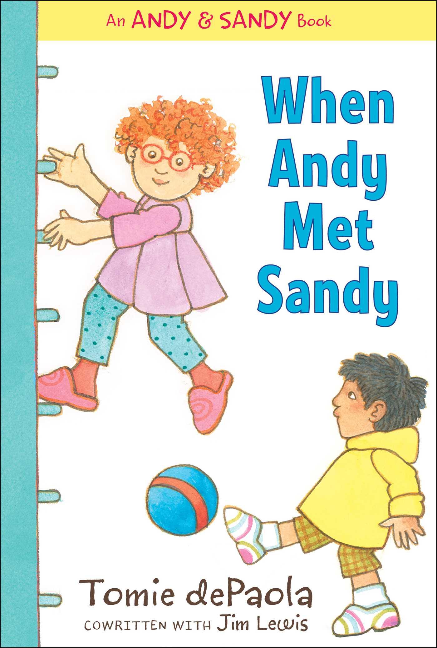 When andy met sandy 9781481441568 hr