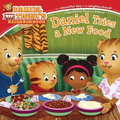 Daniel Tries A New Food Book By Becky Friedman Jason