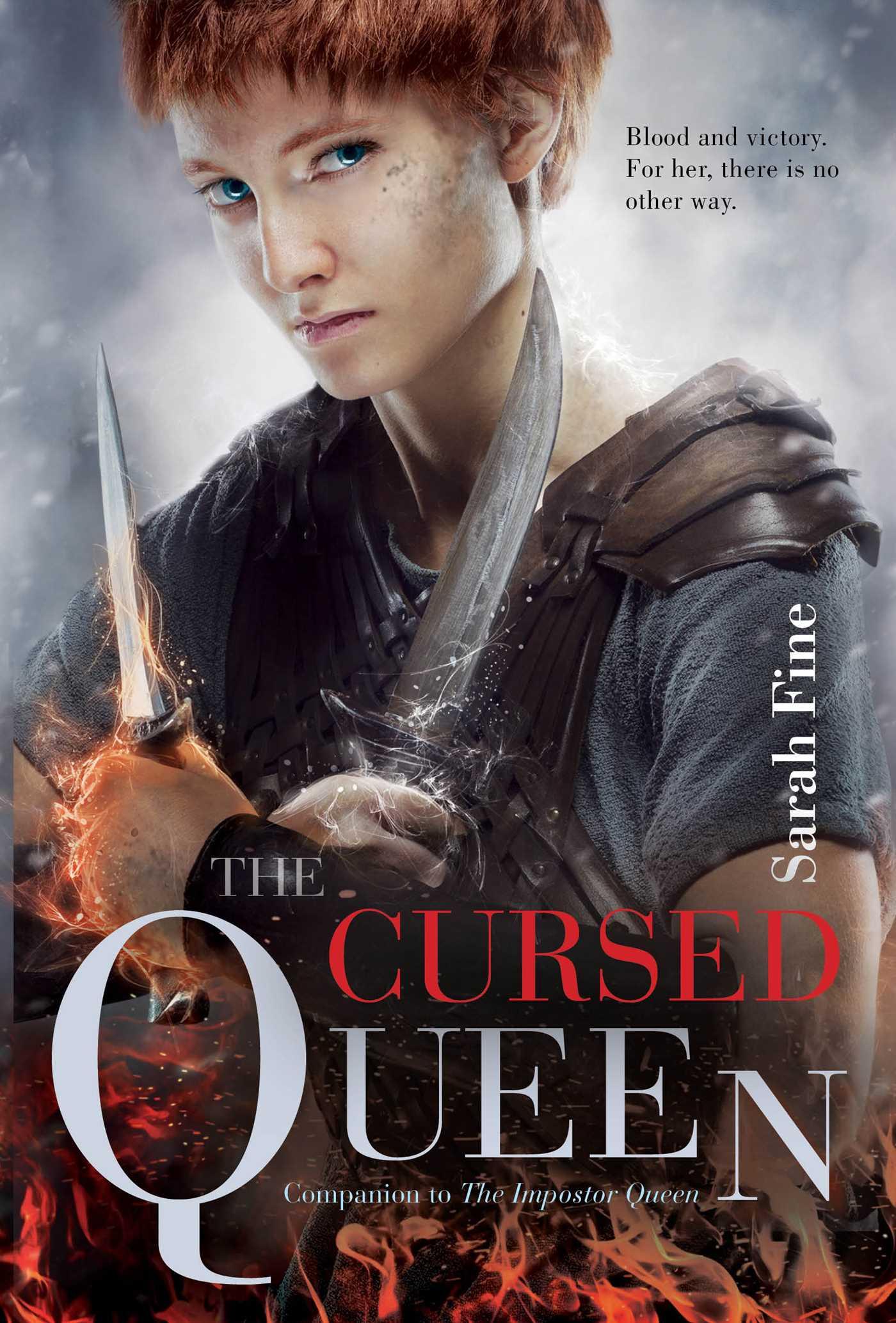 The cursed queen 9781481441933 hr