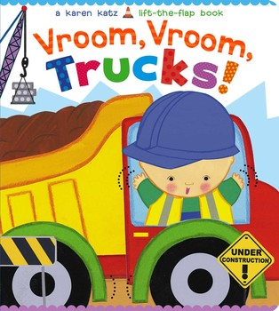 Vroom, Vroom, Trucks!