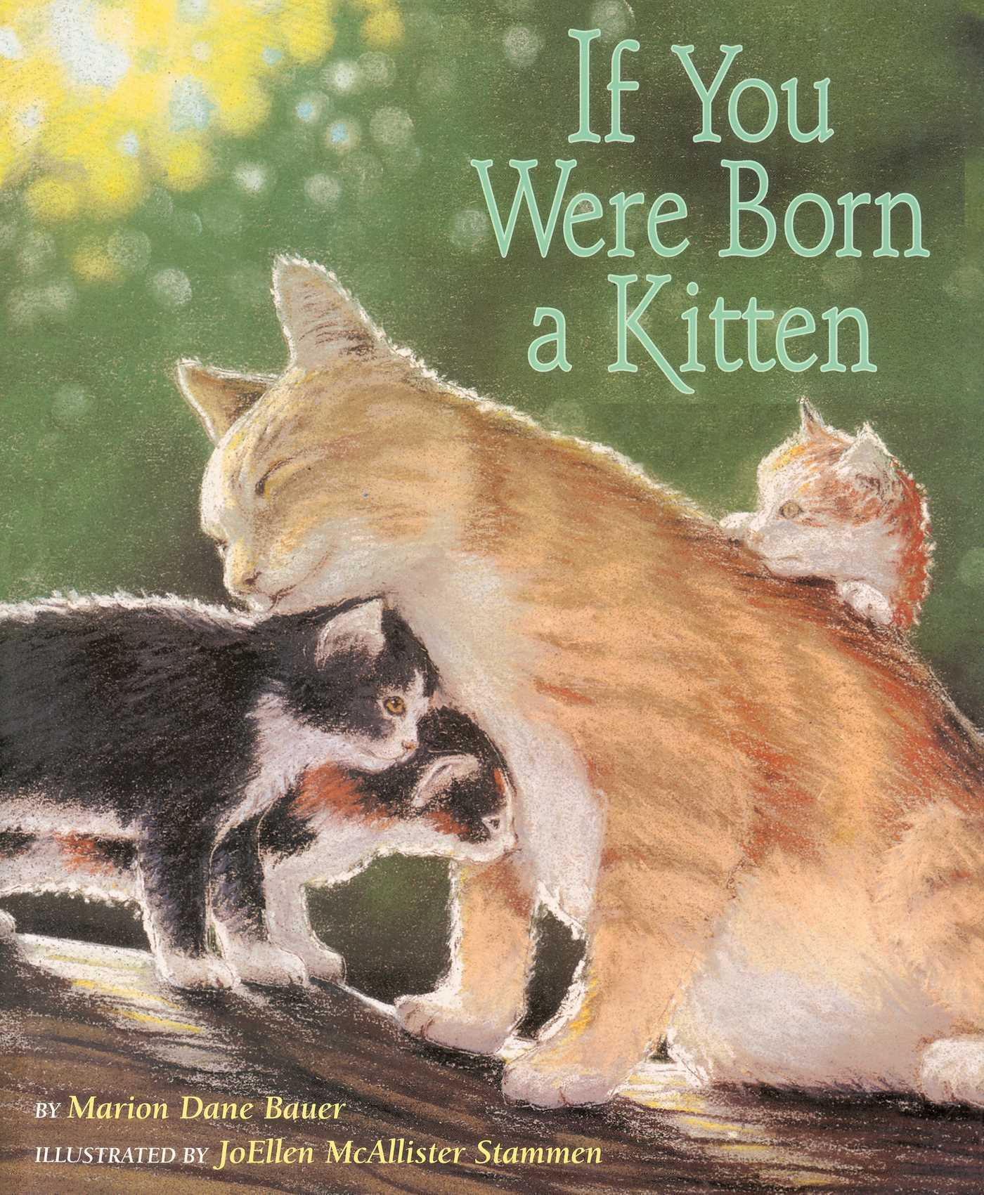 If you were born a kitten 9781481442480 hr
