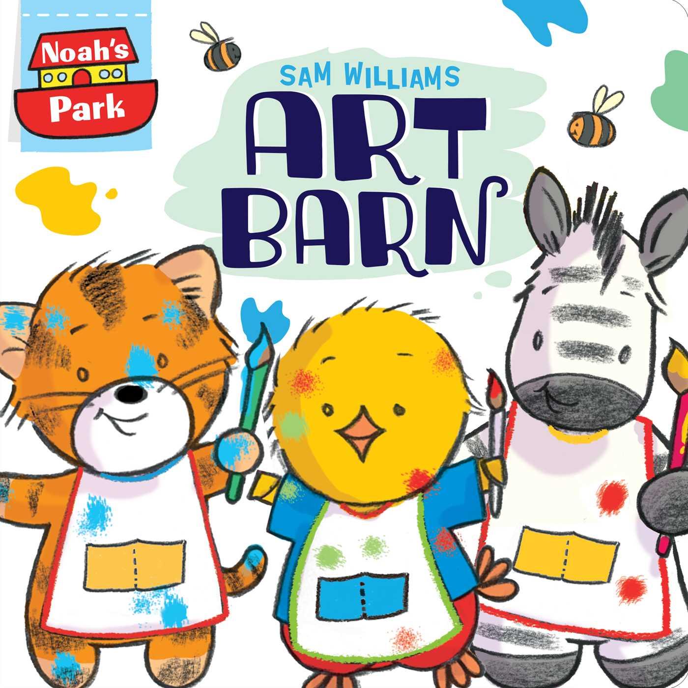 Art barn 9781481442602 hr