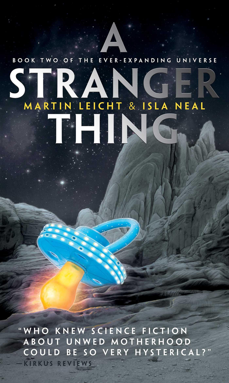 A stranger thing 9781481442879 hr