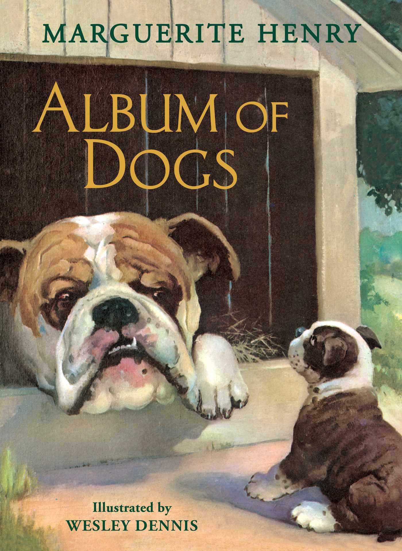 Album of dogs 9781481443005 hr