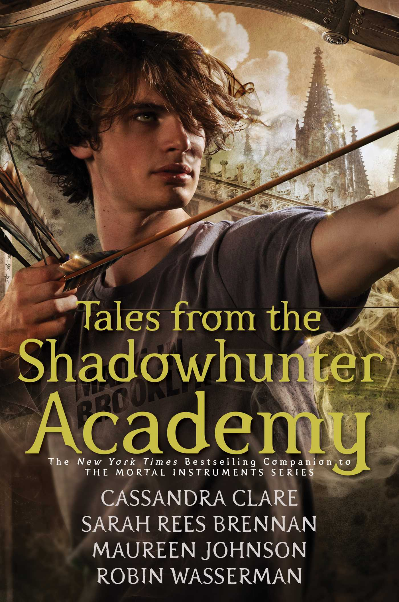 Tales from the shadowhunter academy 9781481443258 hr