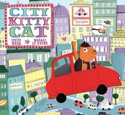 City Kitty Cat