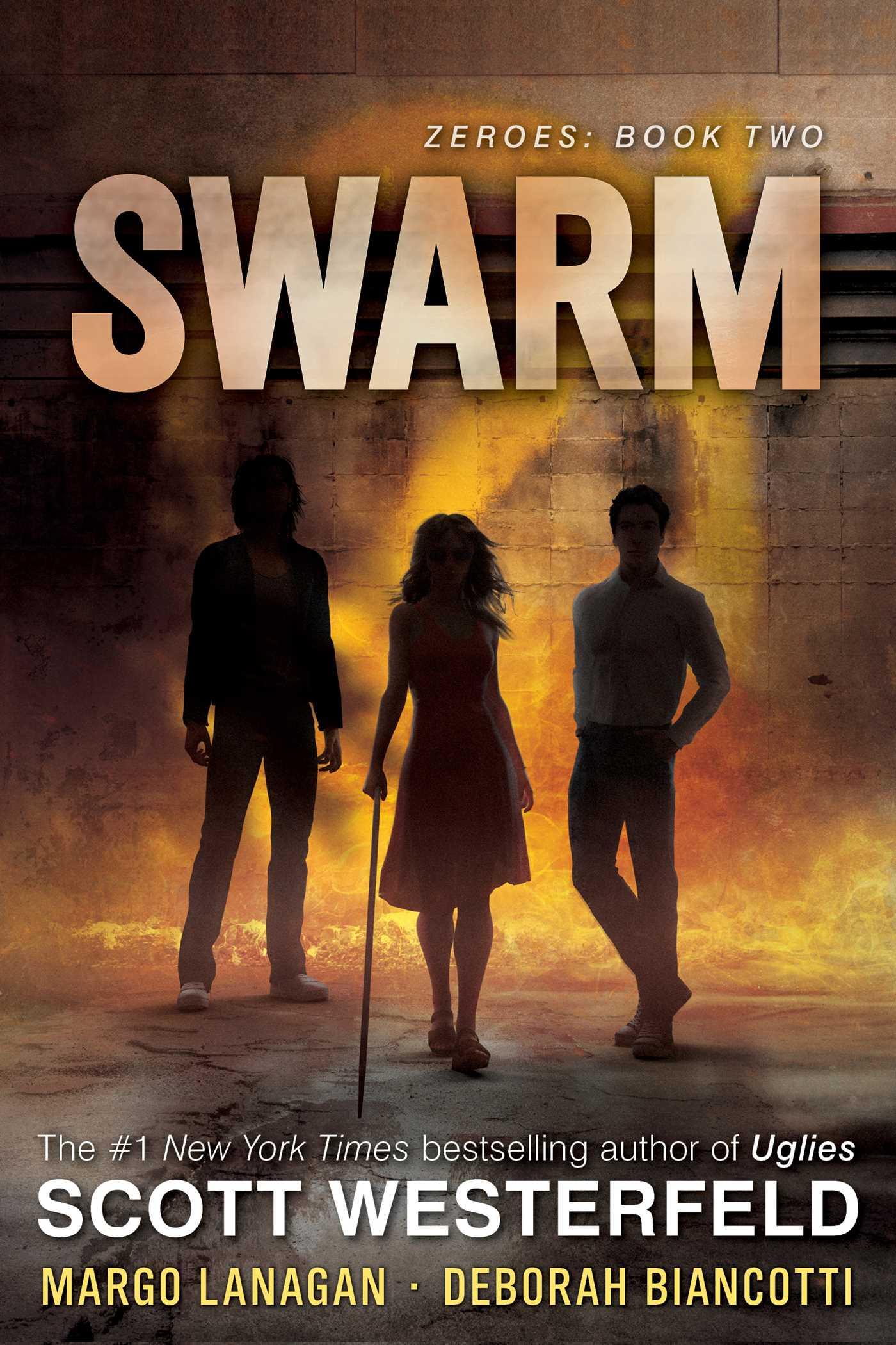 Swarm 9781481443401 hr