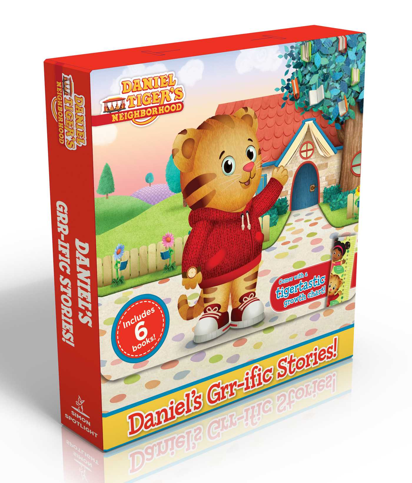 Daniels grr ific stories! 9781481443913 hr