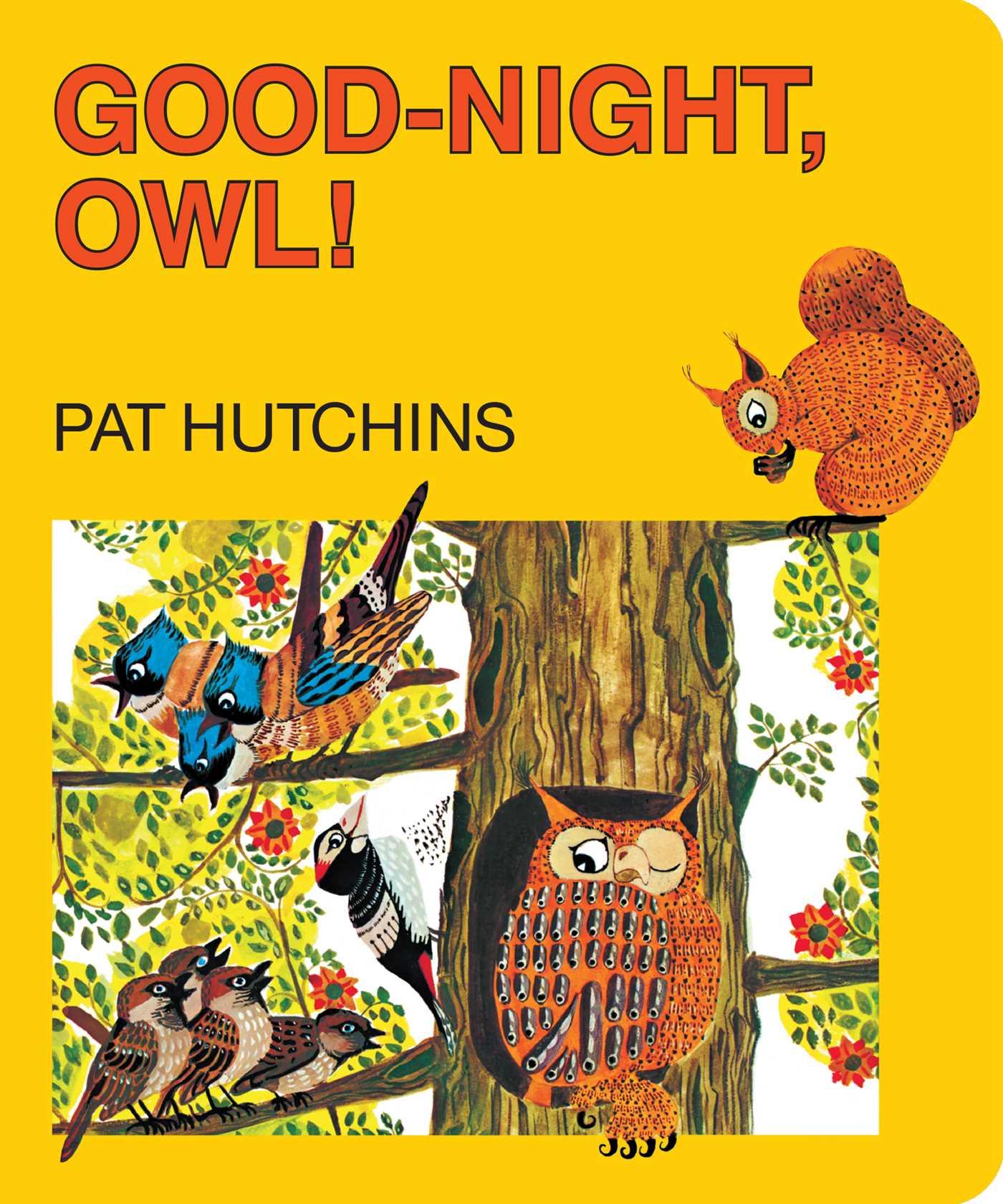 Good night owl 9781481444248 hr