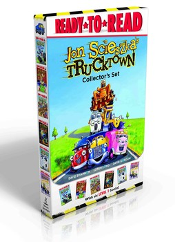 Trucktown Collector's Set