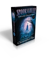 Spooksville Chilling Collection Books 1-4