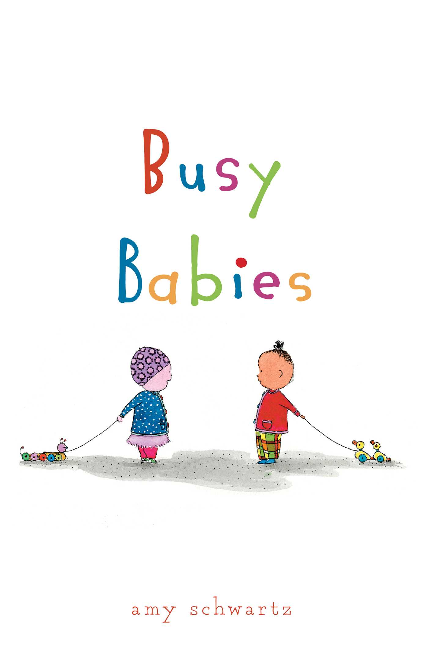 Busy babies 9781481445108 hr