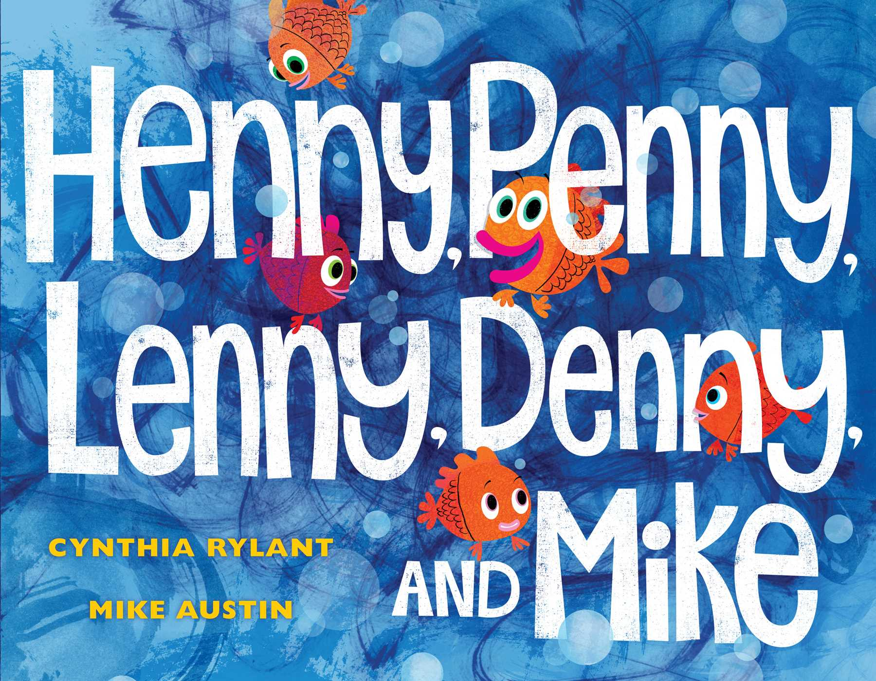Henny penny lenny denny and mike 9781481445238 hr