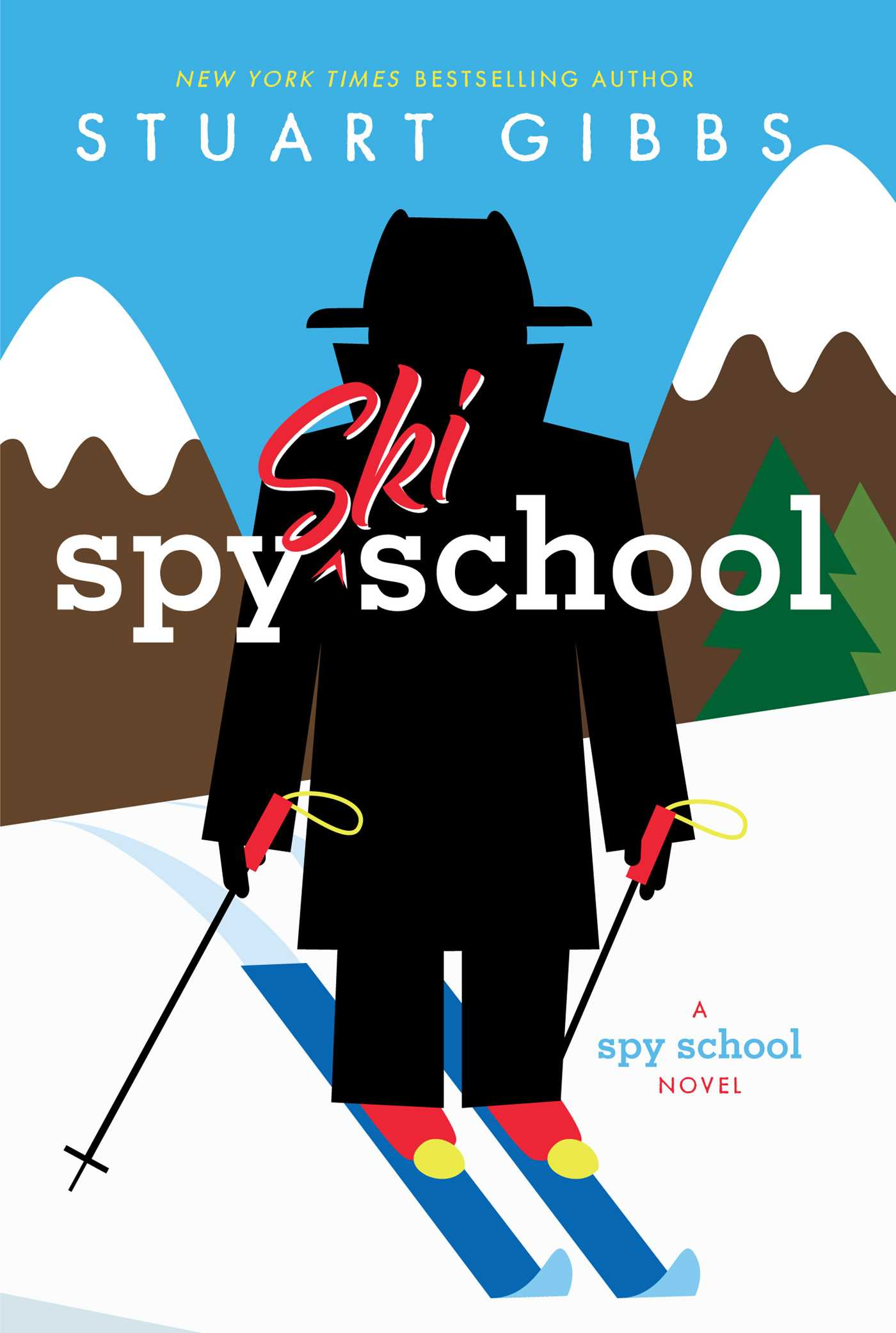 Spy ski school 9781481445634 hr