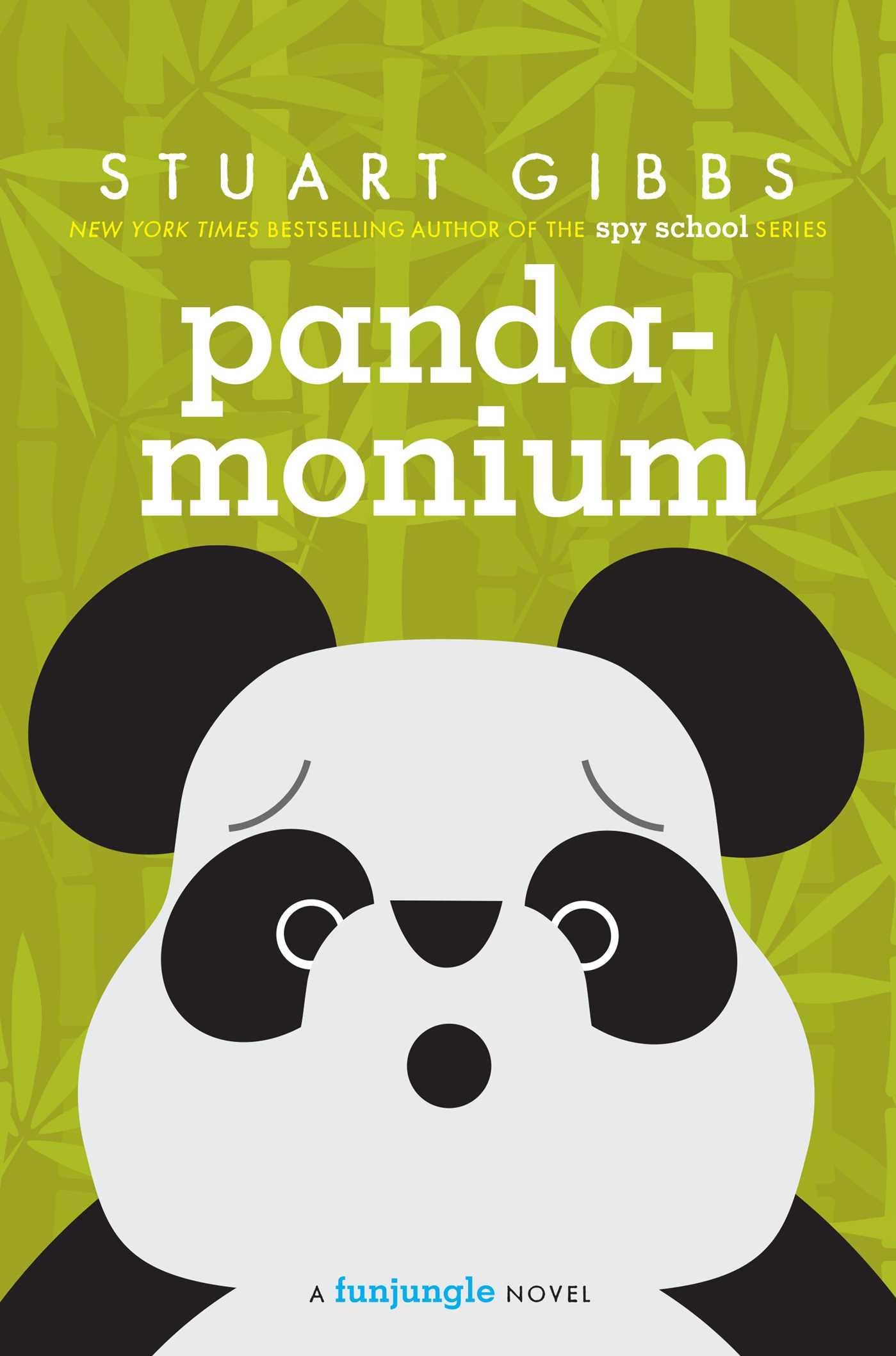 Panda monium 9781481445672 hr