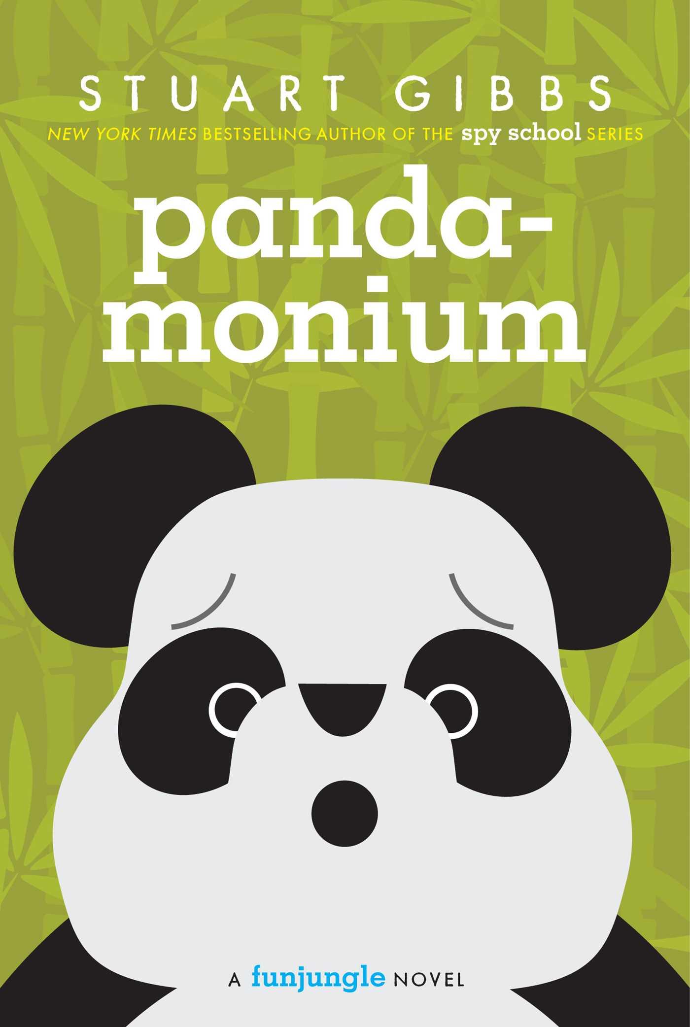 Panda Monium Book By Stuart Gibbs Official Publisher
