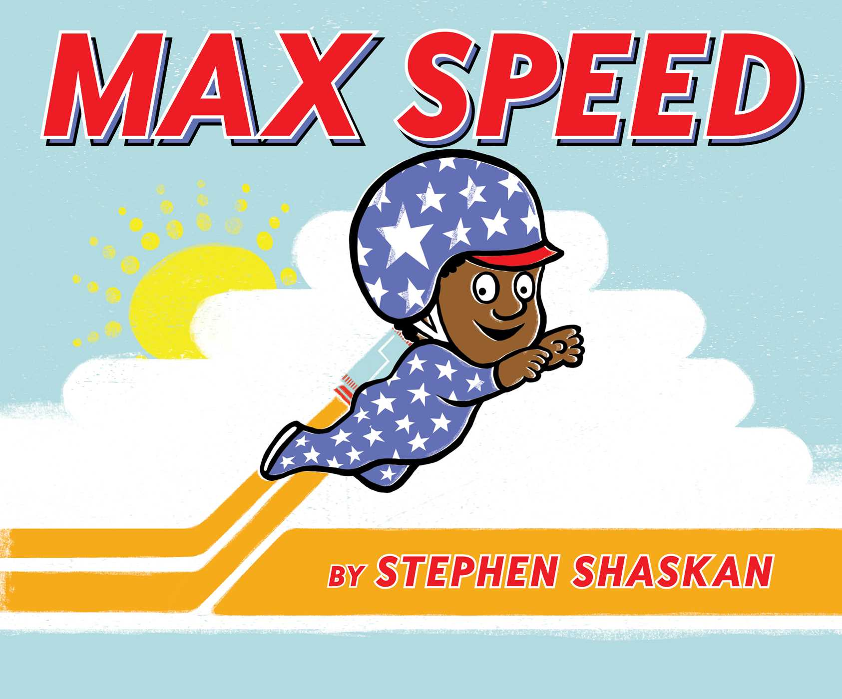 max speed book by stephen shaskan official publisher page