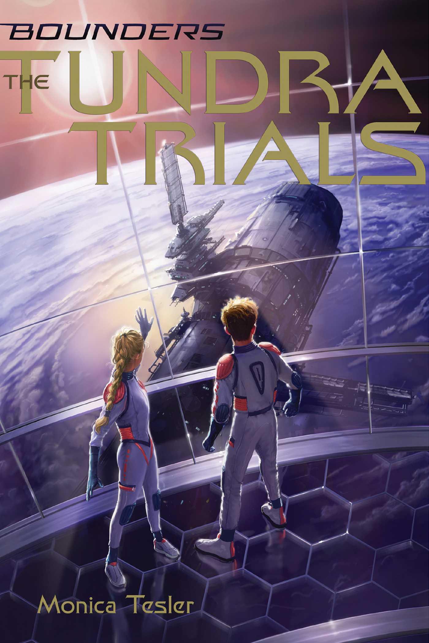 The tundra trials 9781481445979 hr