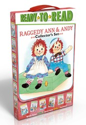 Raggedy Ann & Andy Collector's Set