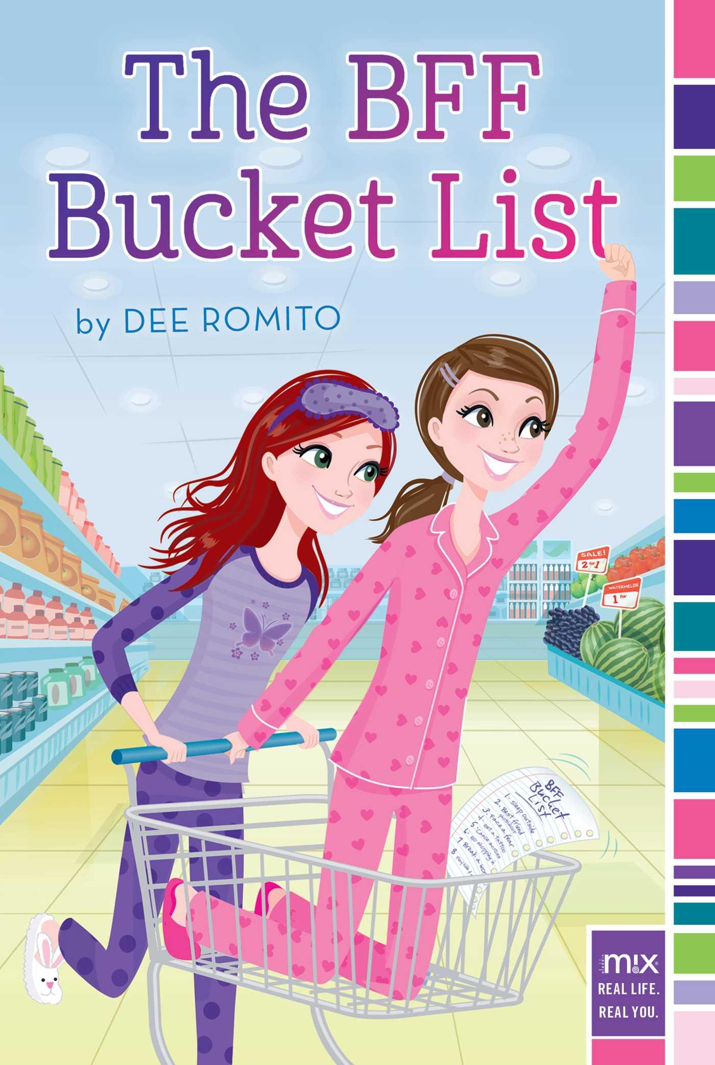 The bff bucket list 9781481446426 hr