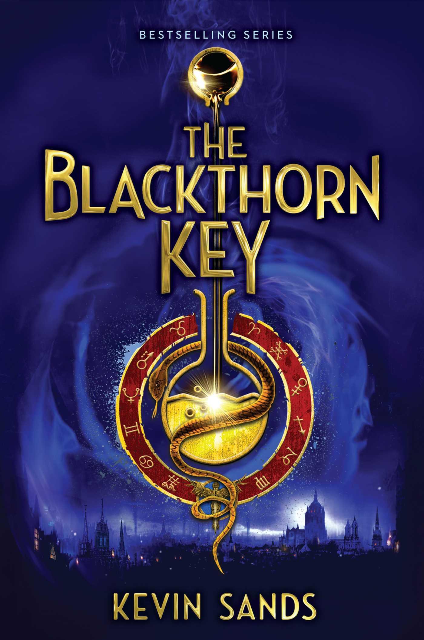 The blackthorn key 9781481446518 hr