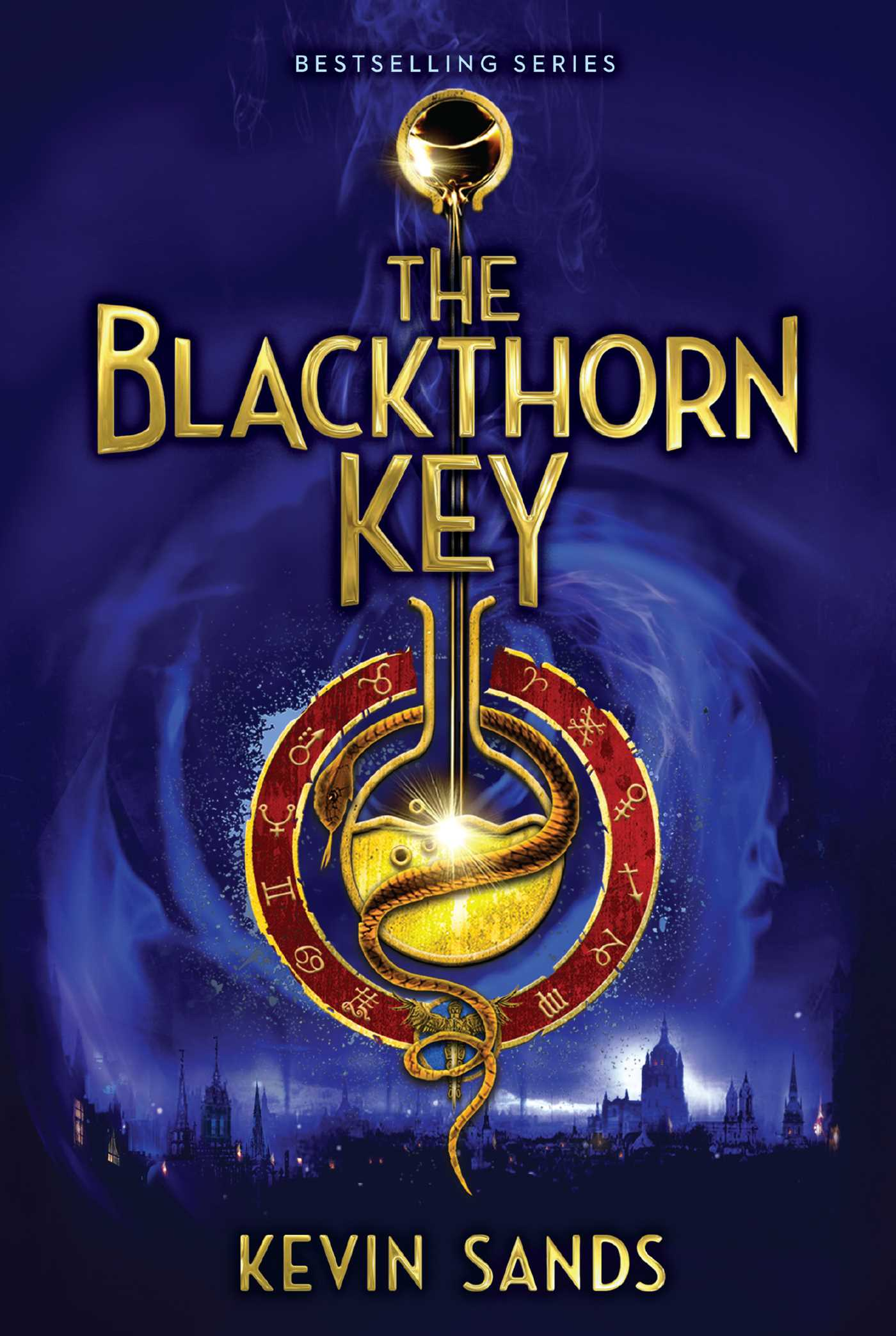 The blackthorn key 9781481446525 hr