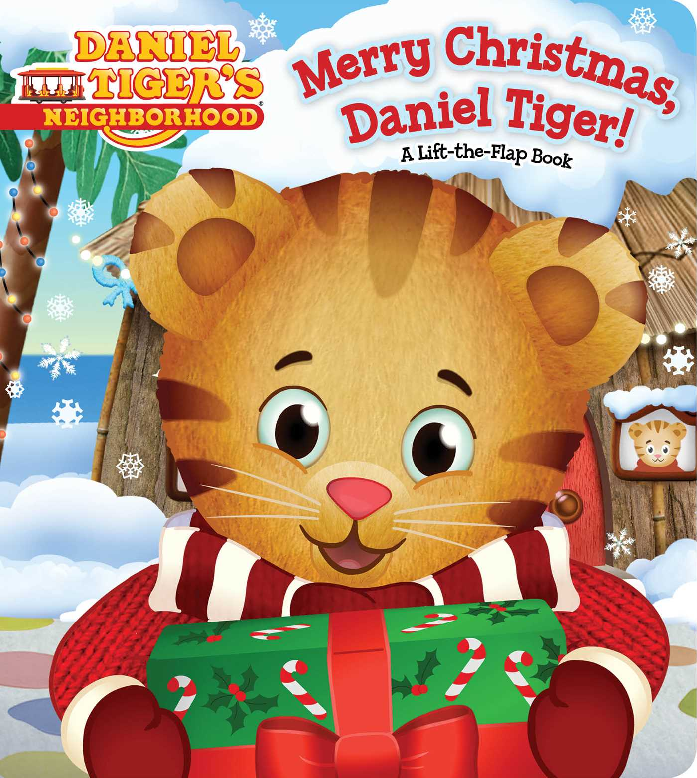 merry christmas daniel tiger book by angela c santomero jason fruchter official. Black Bedroom Furniture Sets. Home Design Ideas