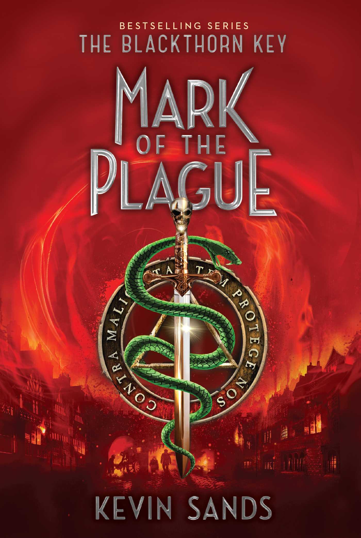 Mark of the plague 9781481446754 hr
