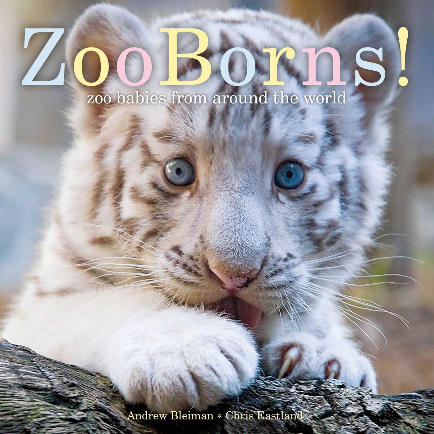 Zooborns 9781481447027 hr