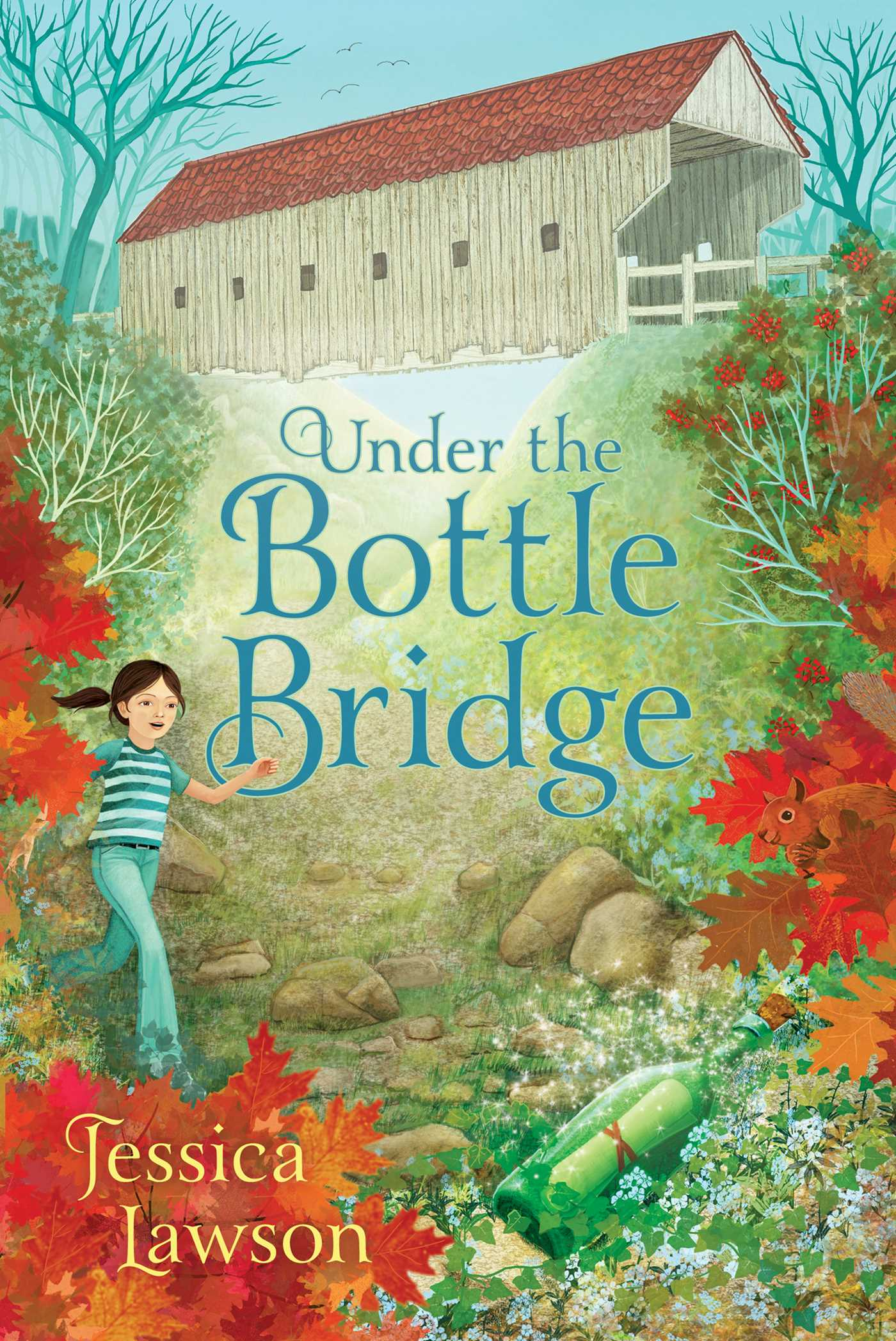 Under the bottle bridge 9781481448420 hr