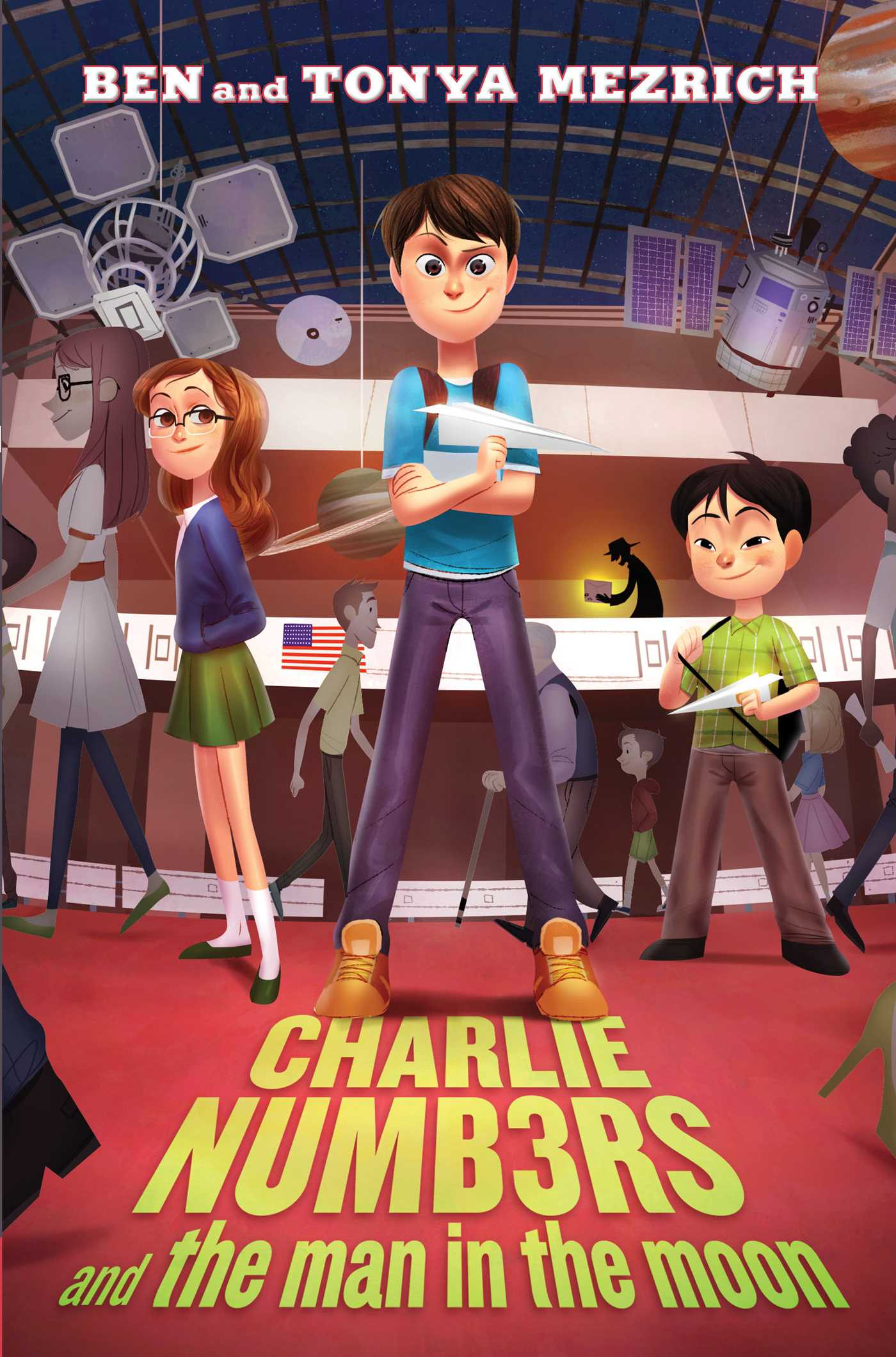 Charlie numbers and the man in the moon 9781481448475 hr