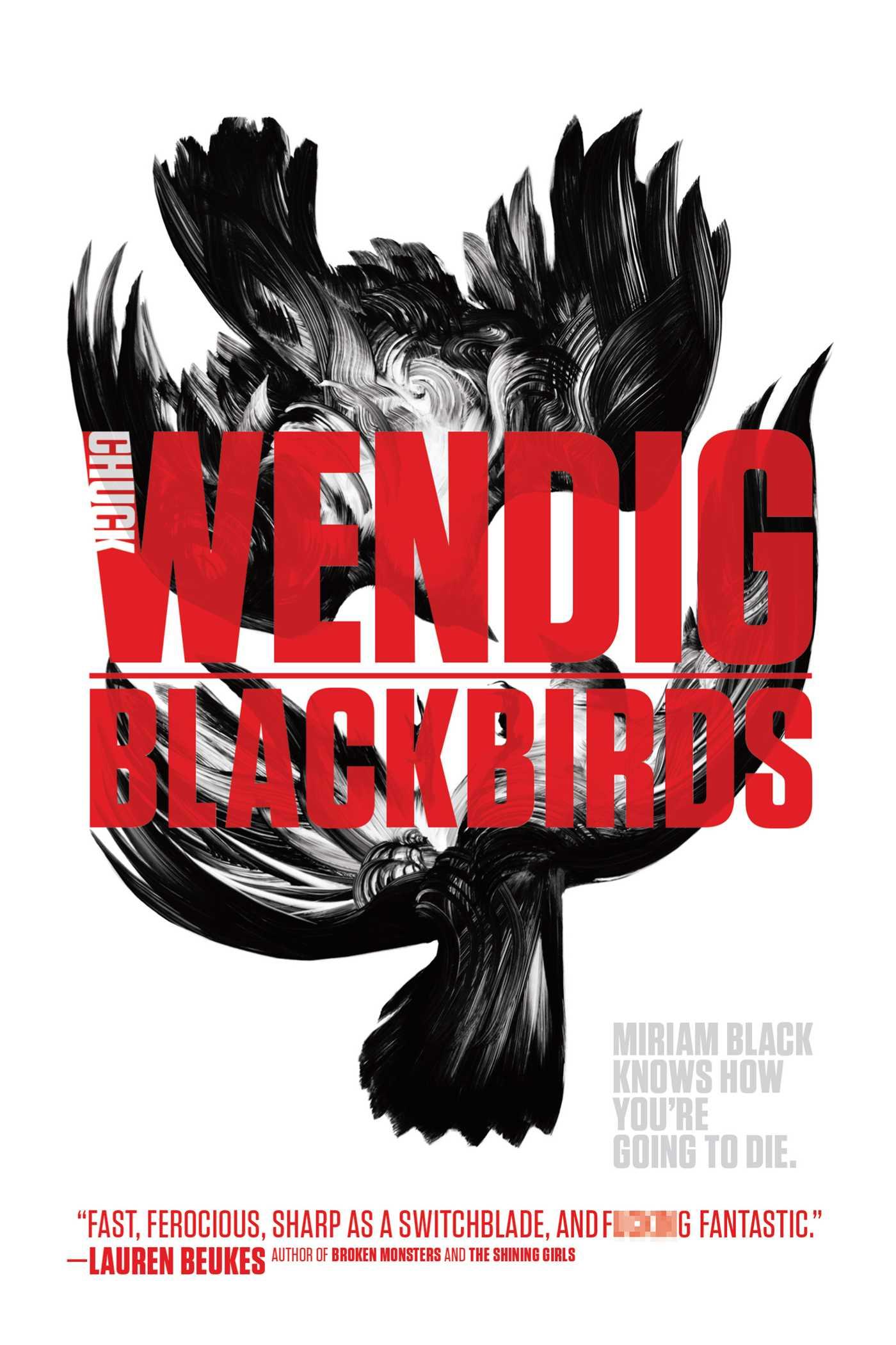 Blackbirds 9781481448659 hr