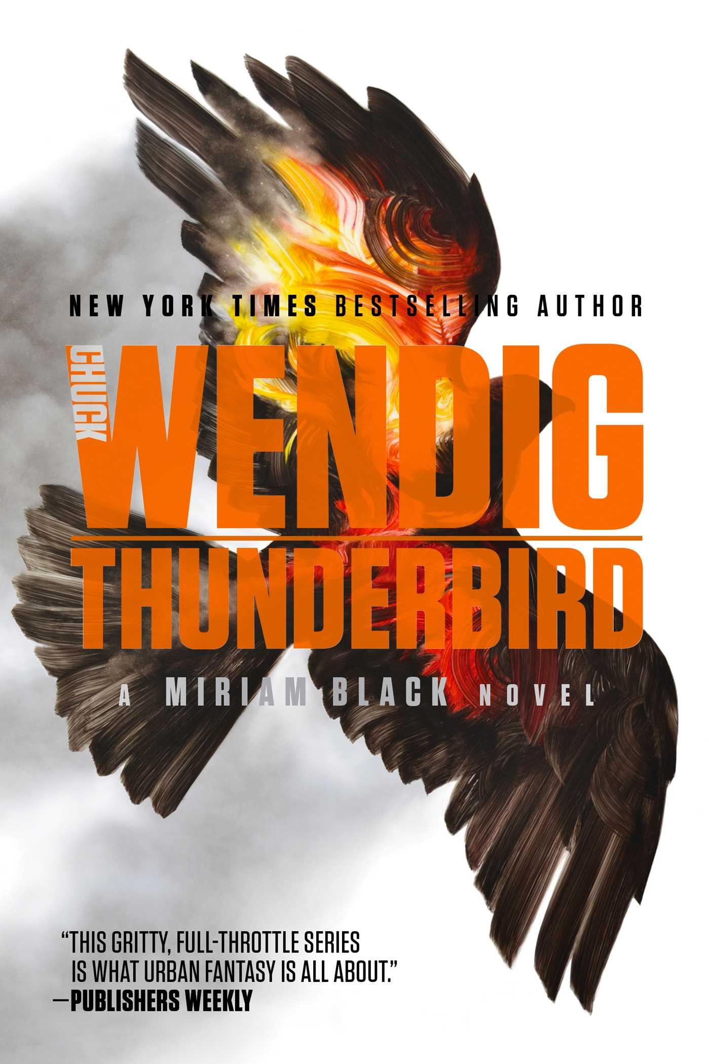 Thunderbird 9781481448727 hr
