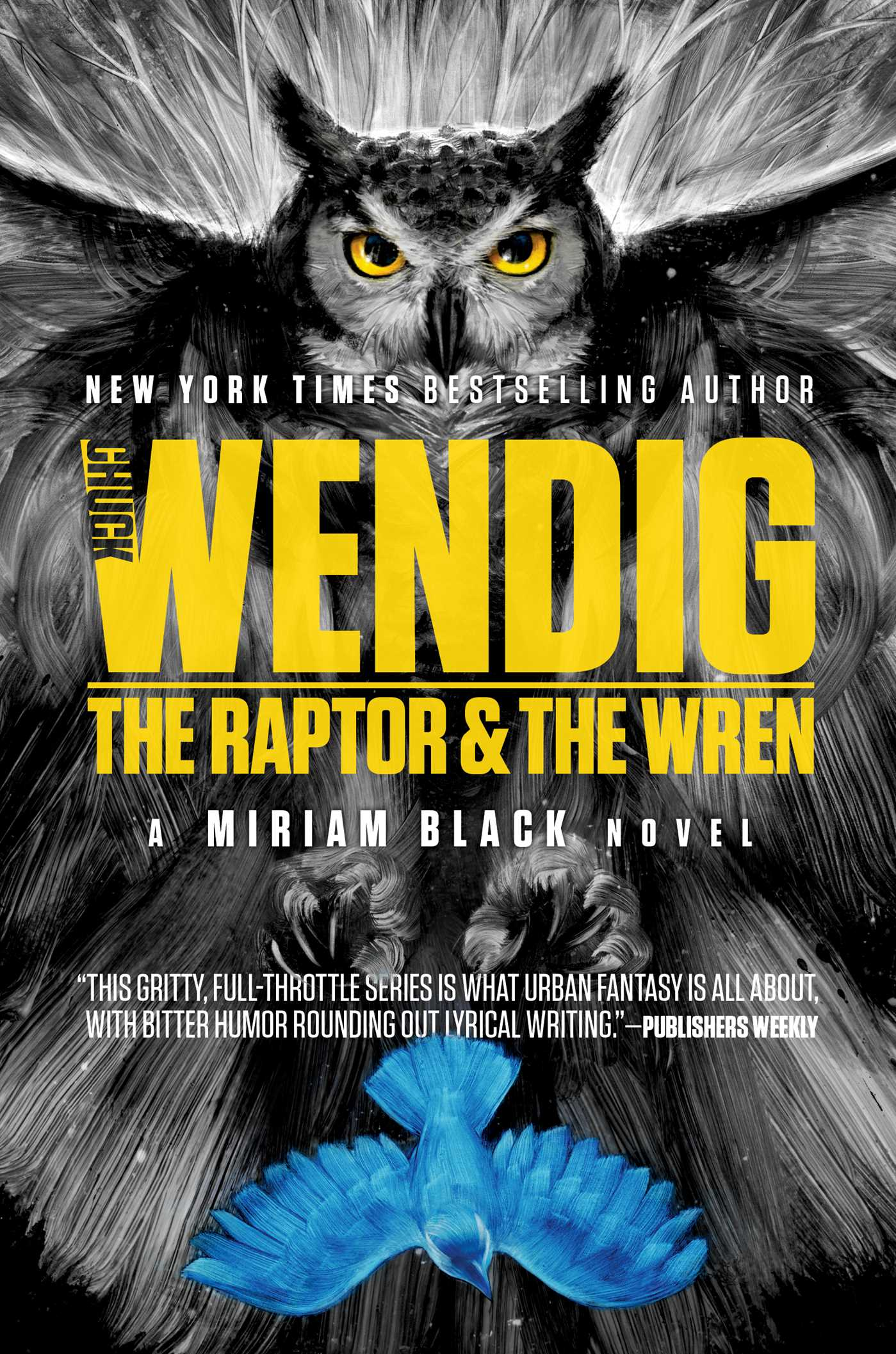 The raptor the wren 9781481448741 hr