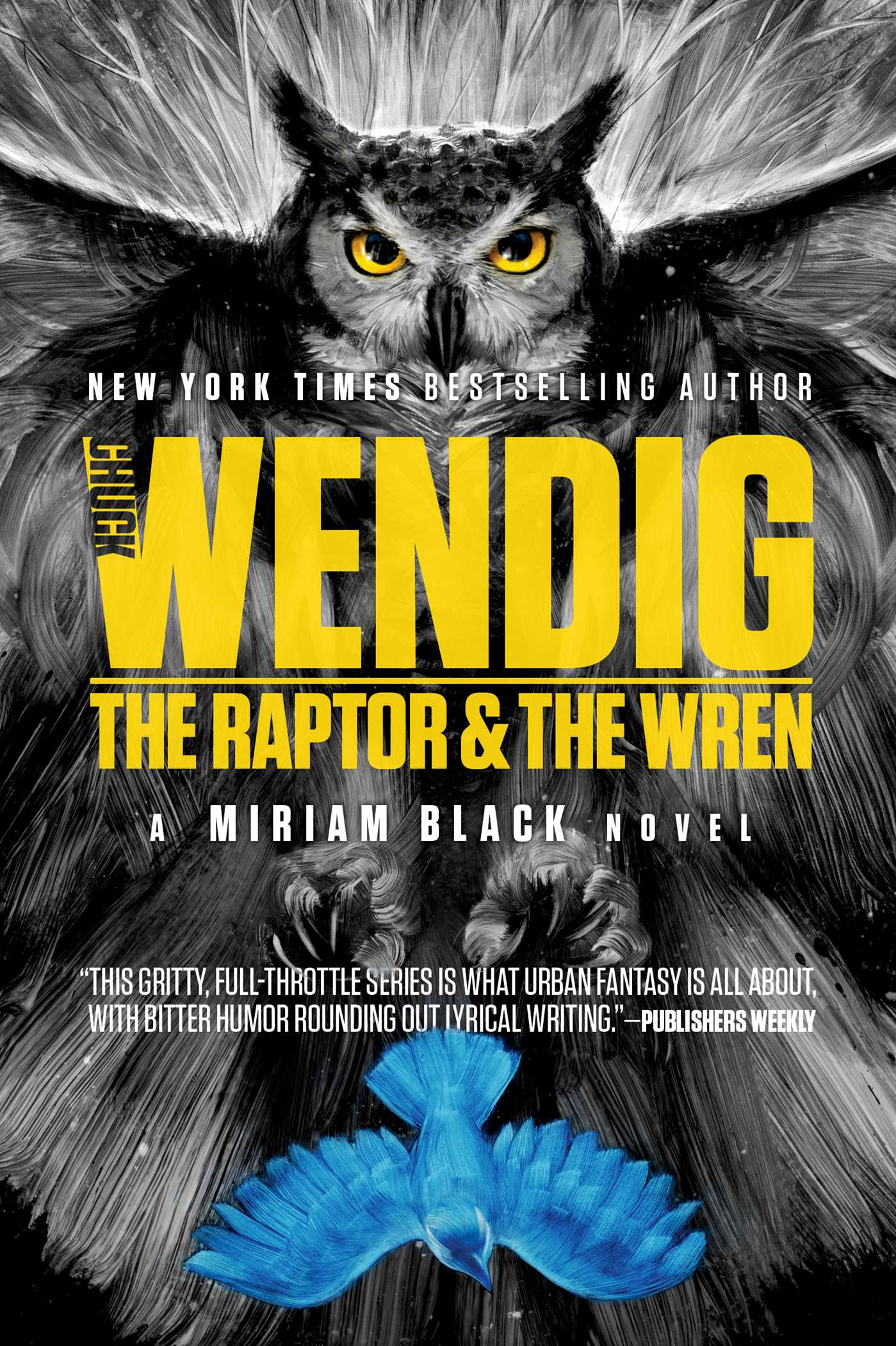 The raptor the wren 9781481448758 hr