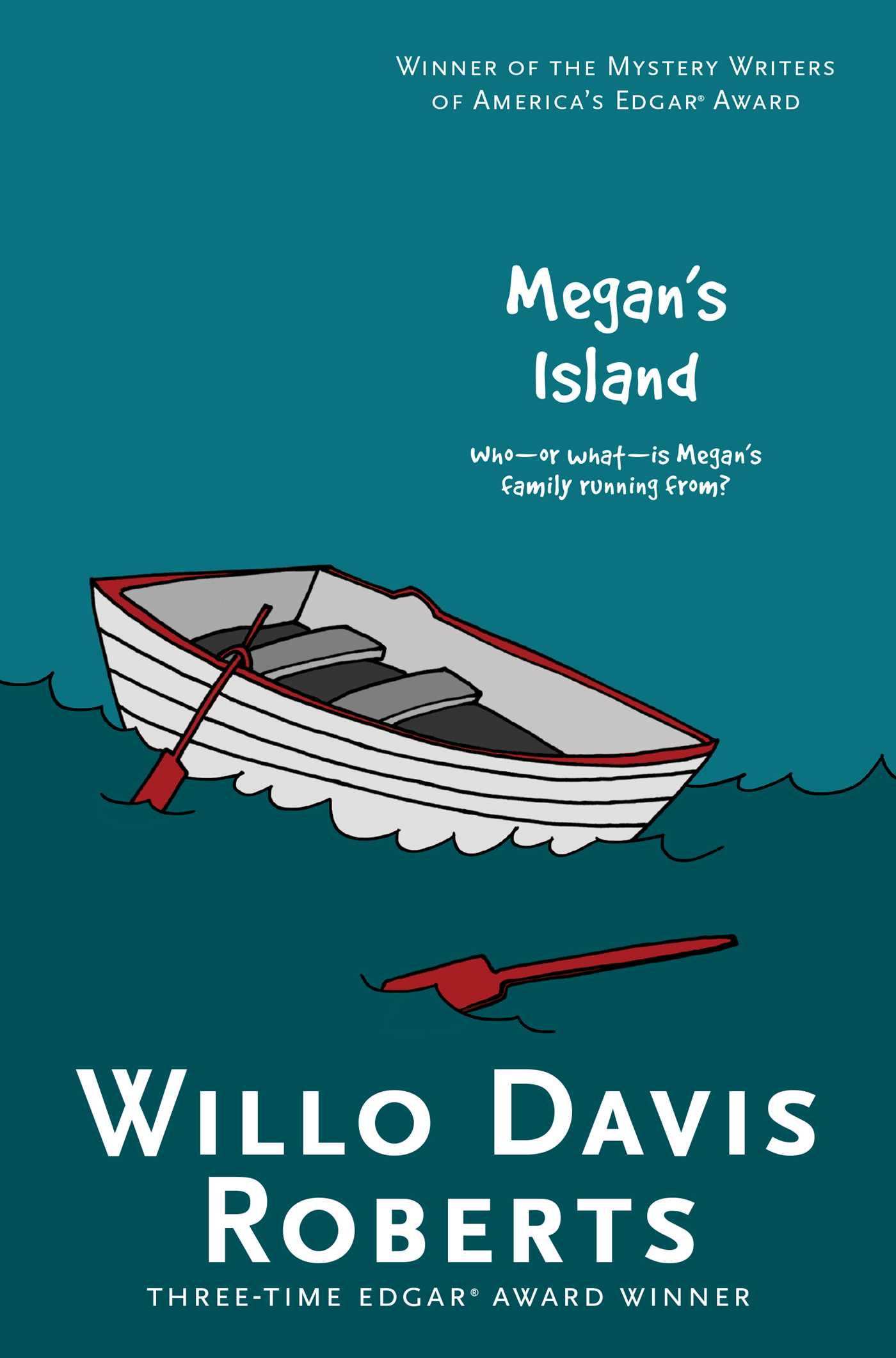 Megan\'s Island | Book by Willo Davis Roberts | Official Publisher ...